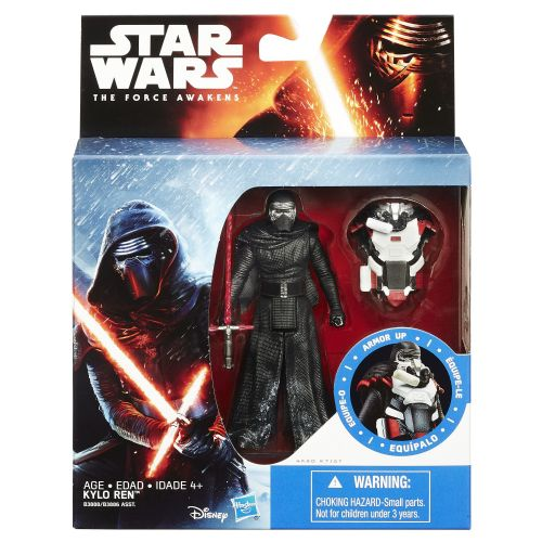 Star Wars The Force Awakens Snow Mission Armor Kylo Ren